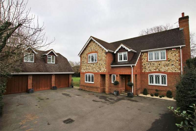 5 Bedrooms Detached House for sale in Evendons Lane, WOKINGHAM, Berkshire
