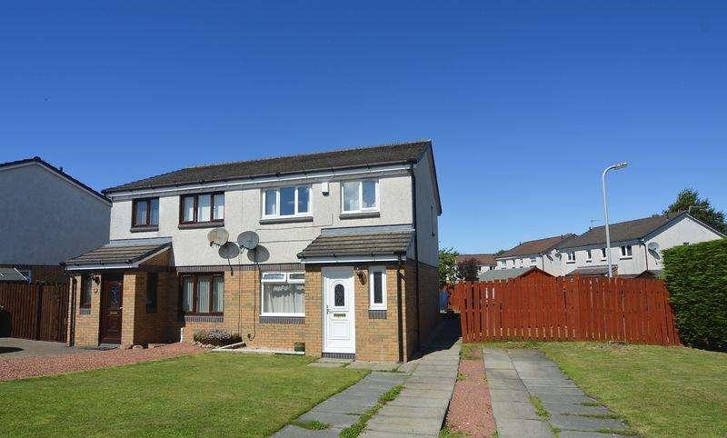 3 Bedrooms Semi-detached Villa House for sale in Pentland Drive, Prestwick