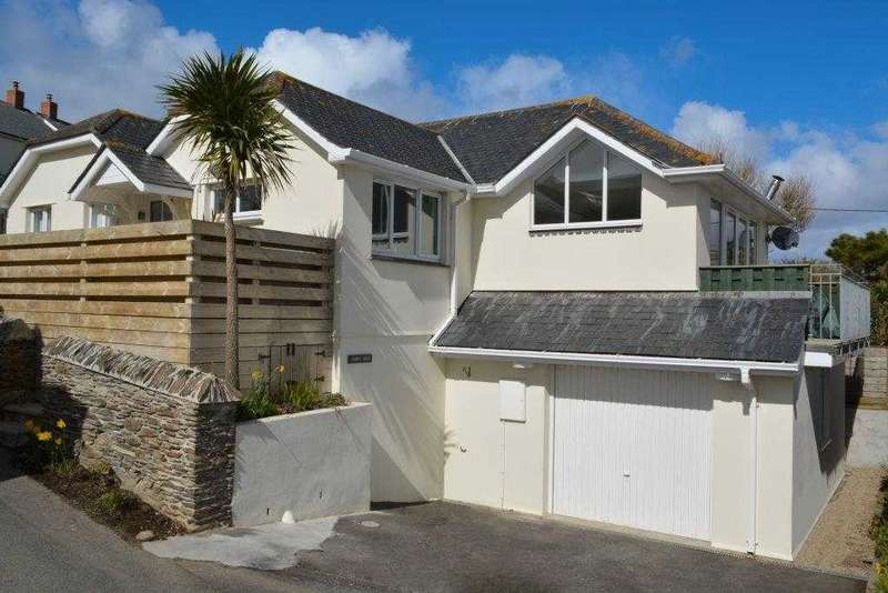 2 Bedrooms Detached House for sale in Portscatho, Truro, Cornwall