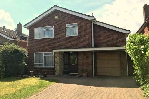 4 Bedrooms Property for sale in Brecon Way, Bedford