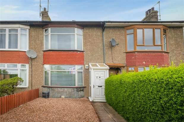 2 Bedrooms Terraced House for sale in Harefield Road, Dundee, Dundee