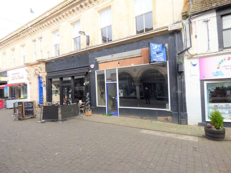 Retail Property (high Street) Commercial for sale in 30, Newmarket Street, Ayr