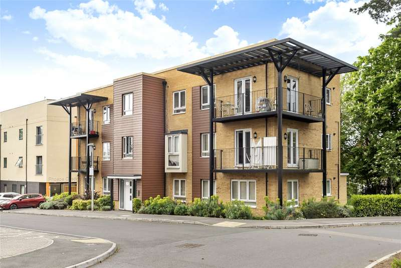 2 Bedrooms Apartment Flat for sale in Whitley Rise, Reading, Berkshire, RG2