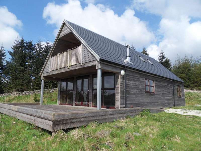 4 Bedrooms Chalet House for sale in Barrhill KA26