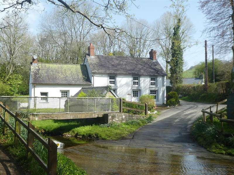 4 Bedrooms Cottage House for sale in Talsarn, Lampeter