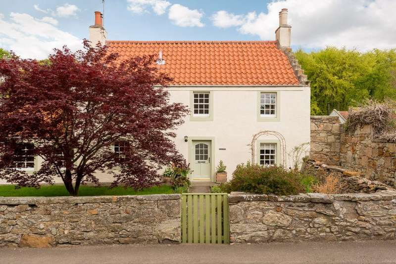 3 Bedrooms Detached Villa House for sale in Eley House, Low Causeway, Culross, KY12 8HL