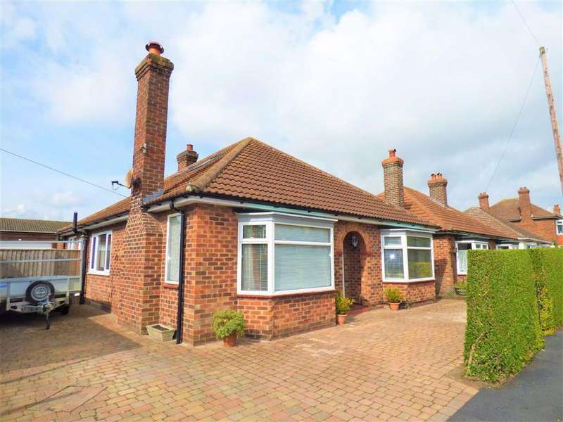 4 Bedrooms Detached Bungalow for sale in Grosvenor Road, Louth