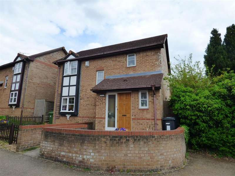 3 Bedrooms Detached House for sale in Hamblings Close, Shenley