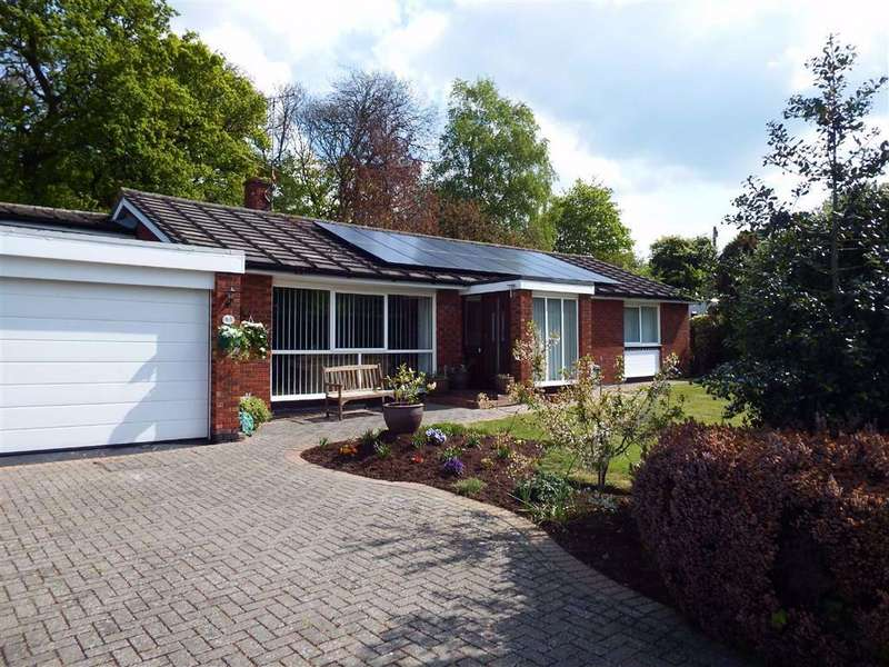 3 Bedrooms Detached Bungalow for sale in Chancellors Road, Stevenage, Hertfordshire, SG1