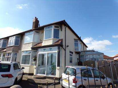 4 Bedrooms Semi Detached House for sale in Harrison Drive, Bootle, Merseyside, L20