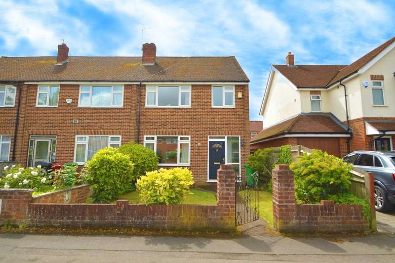 3 Bedrooms End Of Terrace House for sale in Cherry Avenue, Langley, SL3