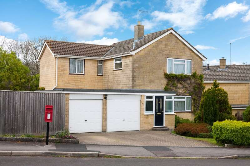 4 Bedrooms Detached House for sale in Brook Drive, Corsham