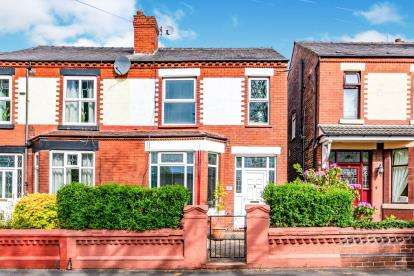 3 Bedrooms Semi Detached House for sale in Reddish Vale Road, Reddish, Stockport, Cheshire