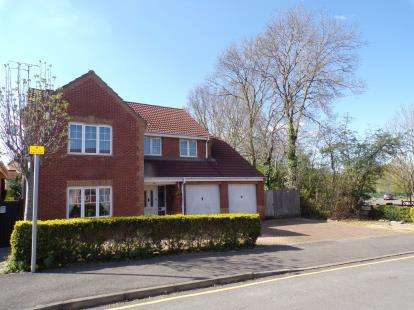 4 Bedrooms Detached House for sale in Guest Avenue, Emersons Green, Bristol