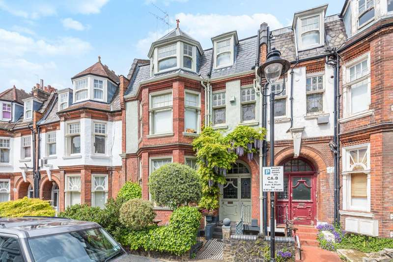 6 Bedrooms House for sale in Howitt Road, Belsize Park, NW3