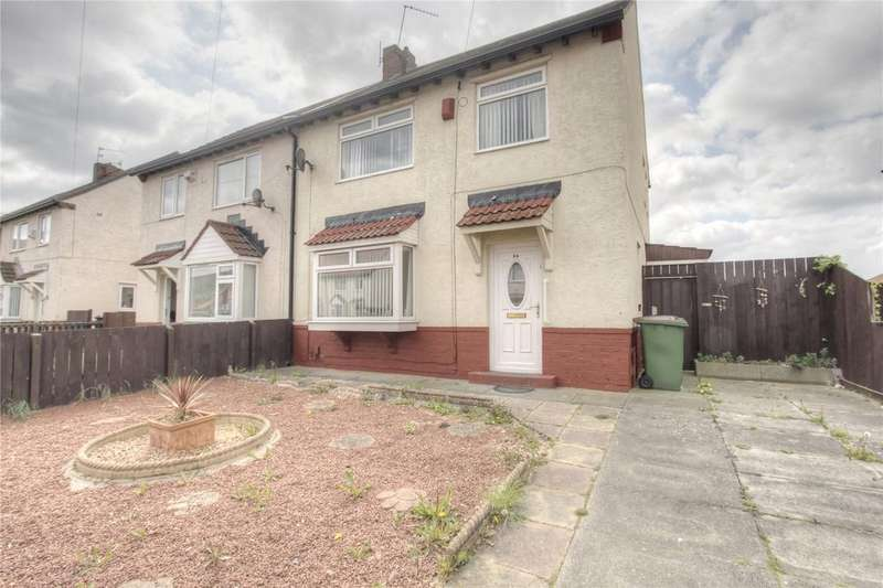 3 Bedrooms Semi Detached House for sale in Tennyson Avenue, Grangetown