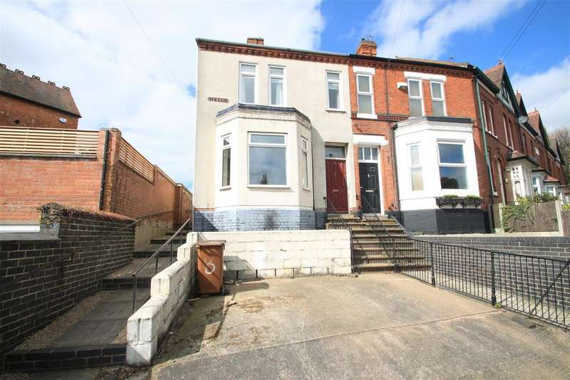 4 Bedrooms Semi Detached House for sale in Spa Lane, Hinckley