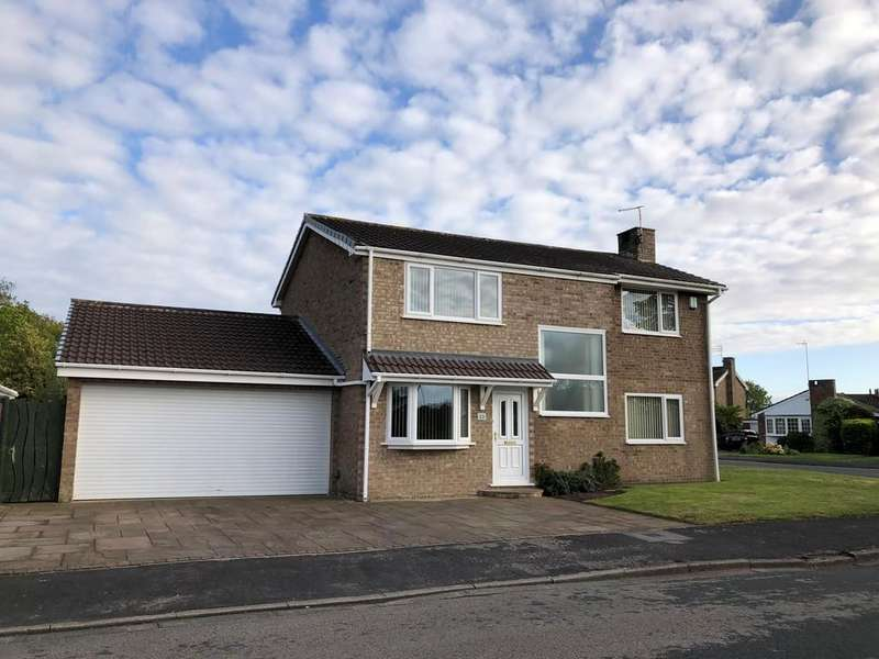 3 Bedrooms Detached House for rent in Hampstead Close, Lytham St. Annes