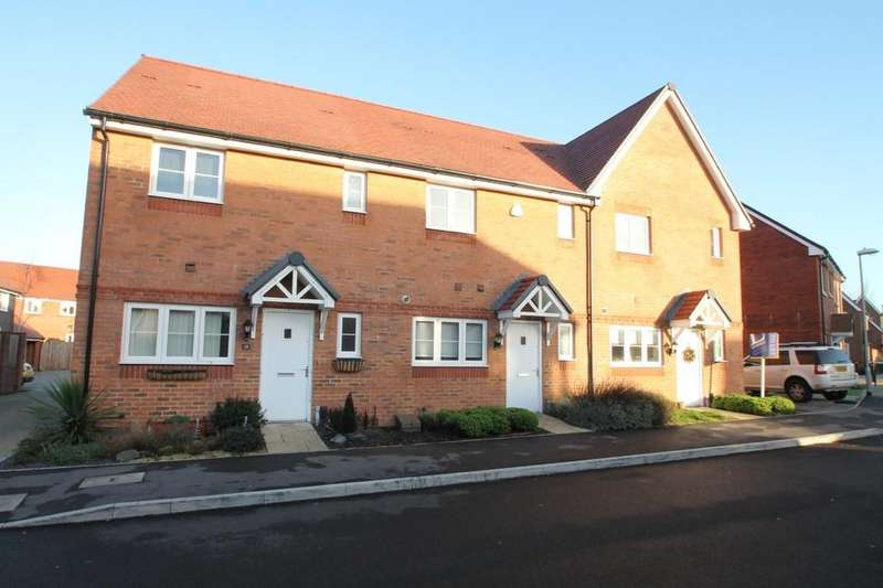 3 Bedrooms Terraced House for rent in Shearwater Drive, Bracknell, Berkshire