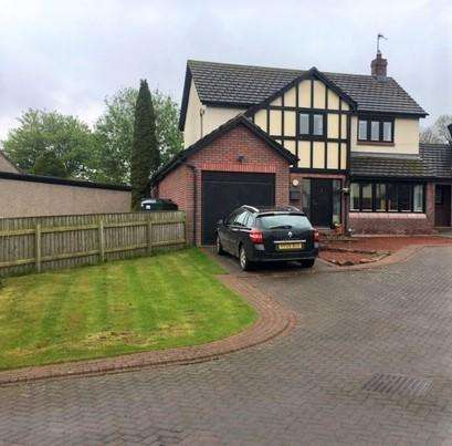4 Bedrooms Link Detached House for sale in 1 Tallows Whins, Lazonby, Penrith CA10