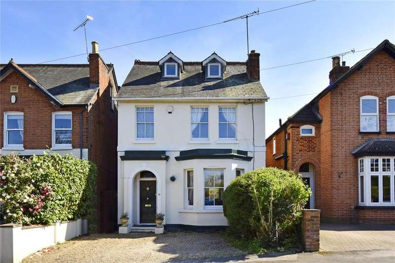 3 Bedrooms Detached House for rent in The Crescent, Maidenhead, Berkshire, SL6