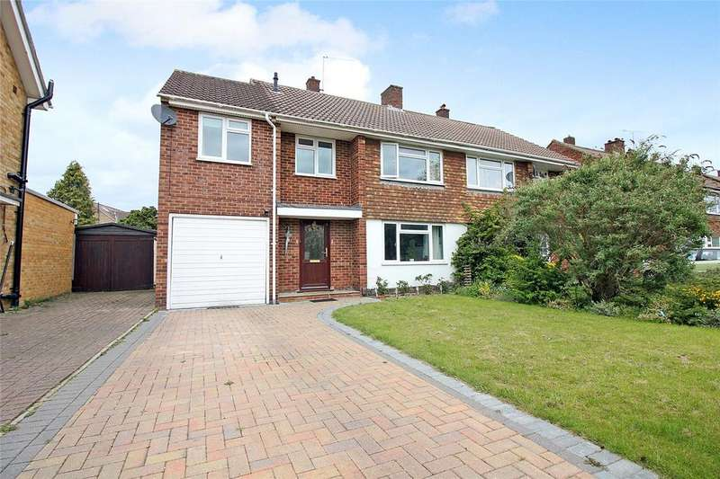 4 Bedrooms Semi Detached House for sale in Silverdale Road, Earley, Reading, Berkshire, RG6
