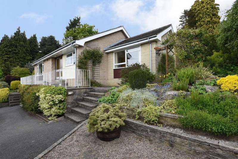 3 Bedrooms Detached Bungalow for sale in Gill Lane, Darley Dale, Matlock