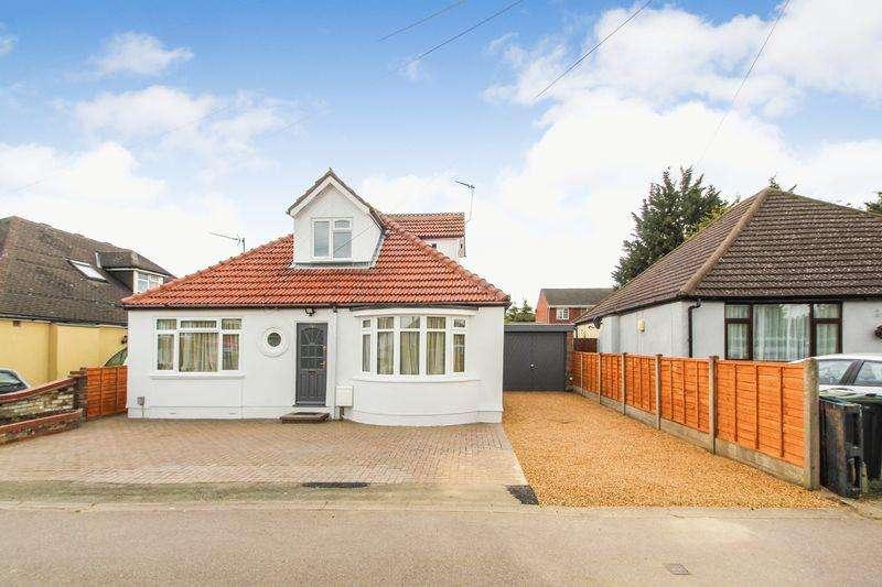 3 Bedrooms Detached Bungalow for sale in Toddington Road, Luton