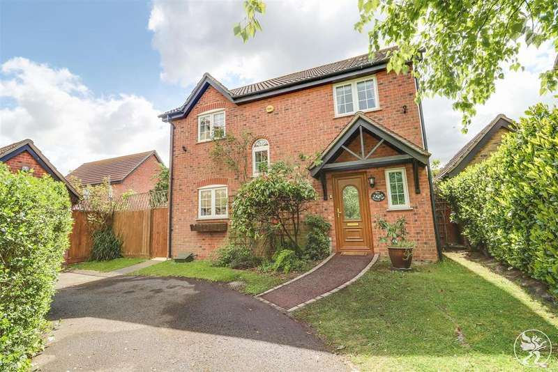 4 Bedrooms Detached House for sale in Sycamore Way, South Ockendon