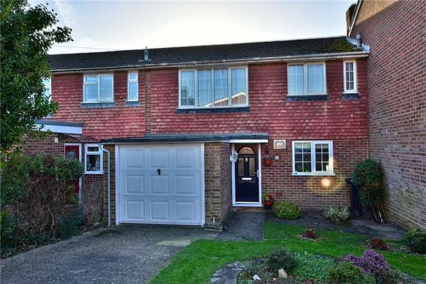 3 Bedrooms Terraced House for sale in Hill Farm Road, Chalfont St Peter, GERRARDS CROSS, Buckinghamshire