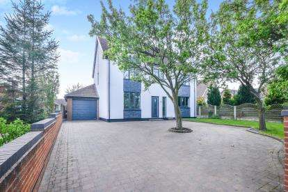 5 Bedrooms Detached House for sale in Abbott Road, Mansfield, Nottingham, Notts
