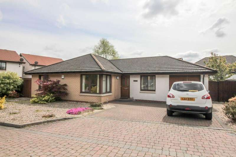 3 Bedrooms Detached Bungalow for sale in 25 Clifford Park, Menstrie, FK11 7AQ