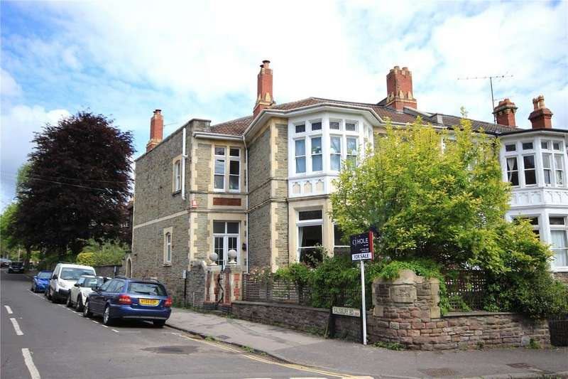 3 Bedrooms Apartment Flat for sale in Zetland Road, Redland, Bristol, BS6