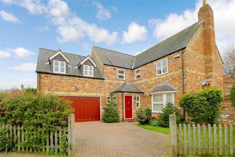 5 Bedrooms Detached House for sale in Kings Hill, Caythorpe, Grantham