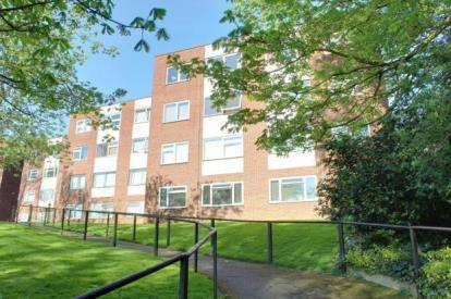 2 Bedrooms Flat for sale in The Shires, Old Bedford Road, Luton, Bedfordshire