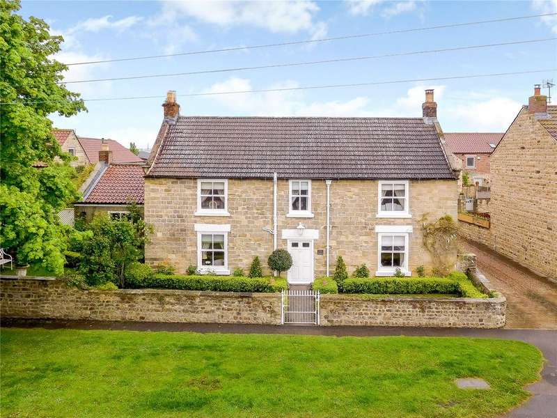 4 Bedrooms Detached House for sale in Rainton, Thirsk, North Yorkshire