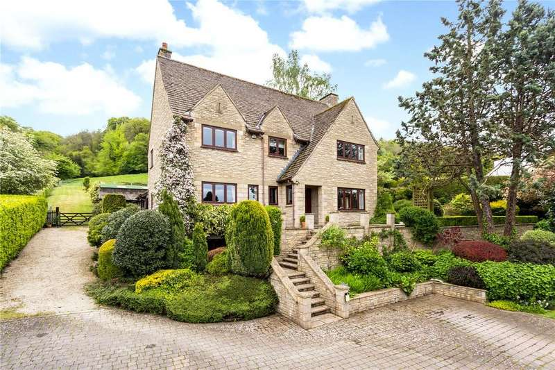 5 Bedrooms Equestrian Facility Character Property for sale in Worlds End Lane, Synwell, Wotton-under-Edge, Gloucestershire, GL12