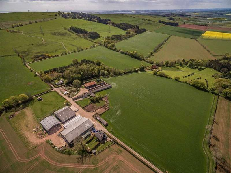 4 Bedrooms Farm Commercial for sale in Johnston Mains Farm (Lot 1), Laurencekirk, Aberdeenshire, AB30