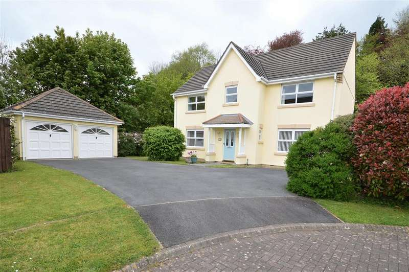 4 Bedrooms Detached House for sale in Abergwili, Carmarthen