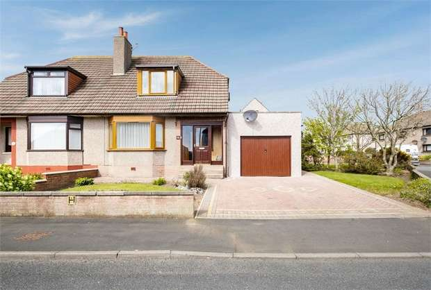 3 Bedrooms Semi Detached House for sale in Forrest Road, Peterhead, Aberdeenshire
