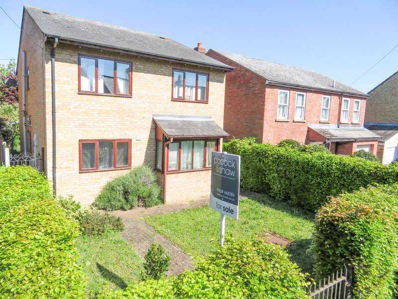 4 Bedrooms Detached House for sale in St Philips Road, Newmarket