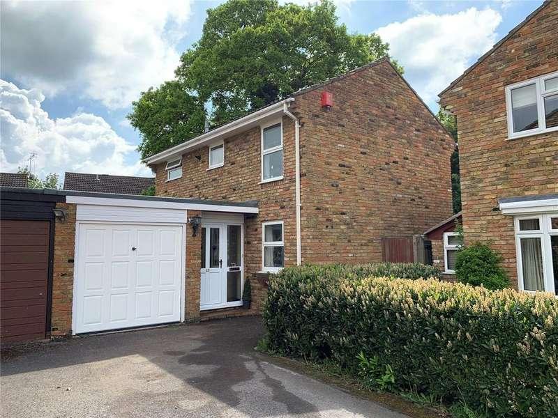 3 Bedrooms Detached House for sale in Cranmer Close, Tilehurst, Reading, Berkshire, RG31