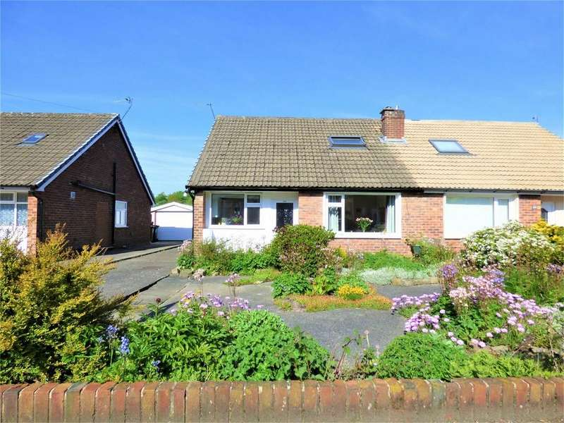3 Bedrooms Semi Detached Bungalow for sale in Brownhill Road, BLACKBURN, Lancashire