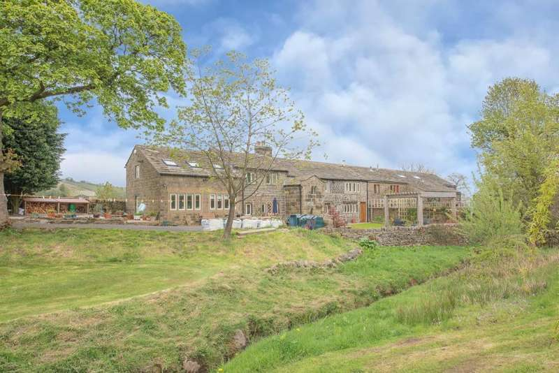 4 Bedrooms House for sale in Lower Stone Head Farm, Cowling BD22 0LZ