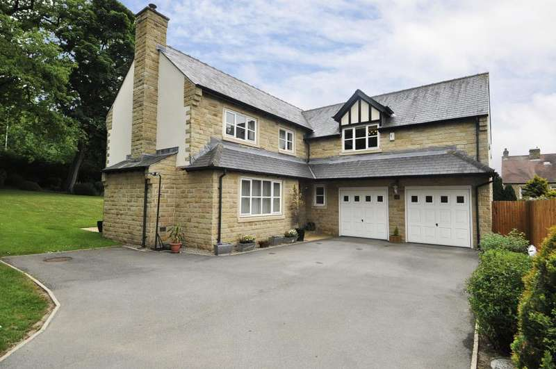 5 Bedrooms Detached House for sale in Tree Tops Court, Roundhay, Leeds
