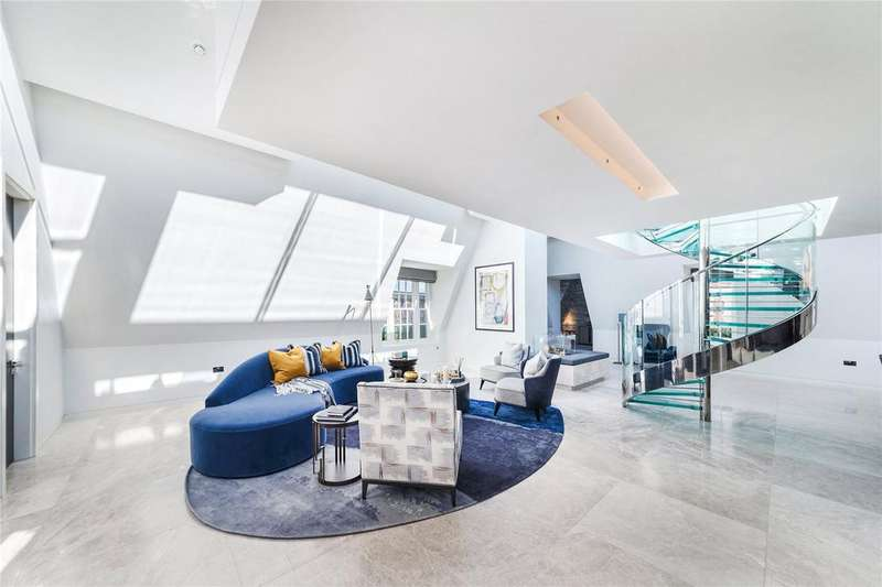 5 Bedrooms Penthouse Flat for rent in Carlos Place, Mayfair, London, W1K