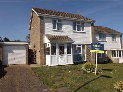 3 Bedrooms Detached House for sale in Cromer, Norfolk, United Kingdom