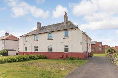 2 Bedrooms Flat for sale in Wellington Street, Prestwick
