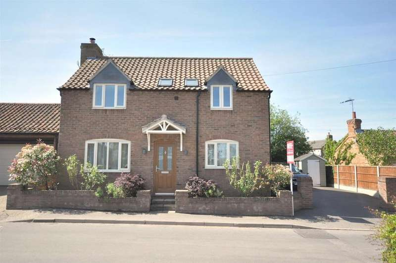 3 Bedrooms Detached House for sale in School Lane, Harby, Melton Mowbray
