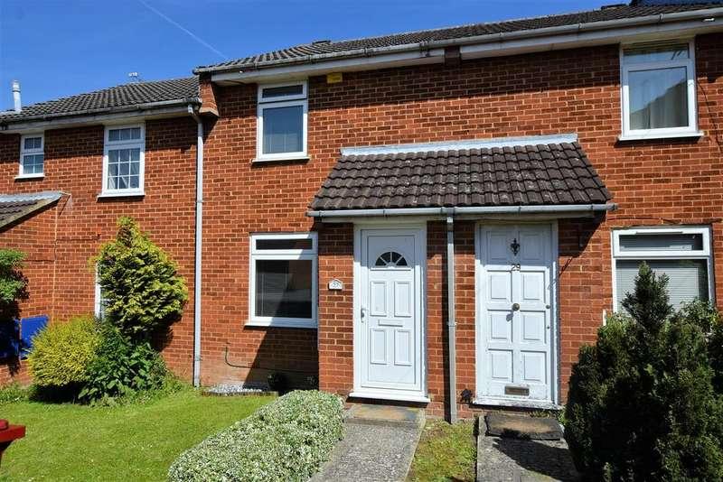 2 Bedrooms Terraced House for sale in Coalport Way, Tilehurst, Reading